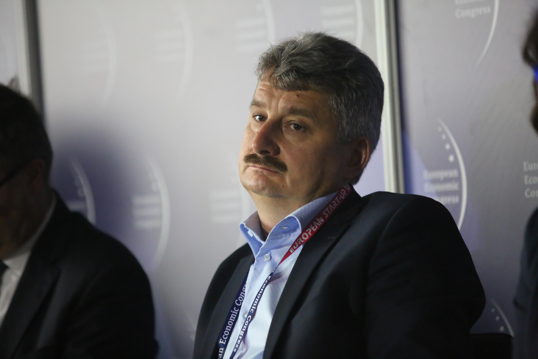 Rafał Gruszeczka, dyrektor finansowy, Grupa Maspex. Fot. PTWP