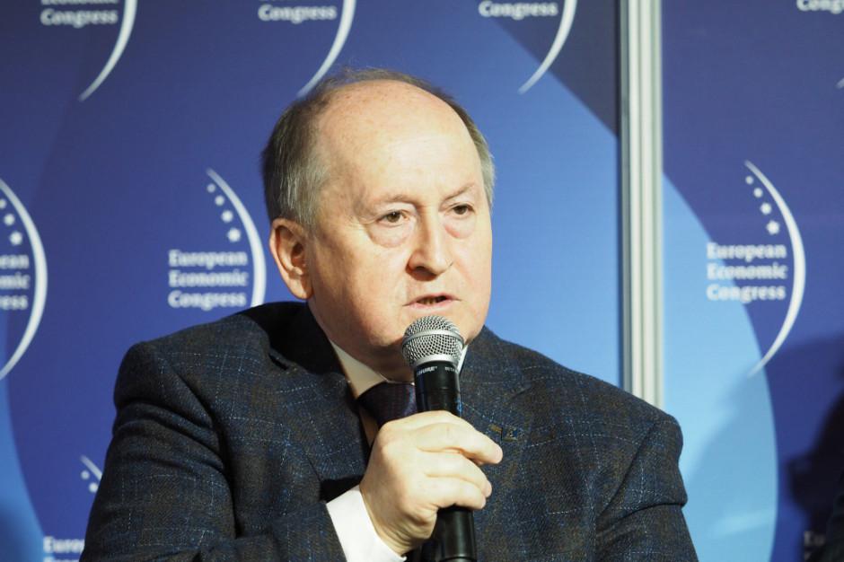 Krzysztof Pietraszkiewicz, prezes zarządu Związku Banków Polskich