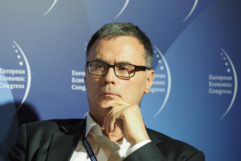 Paweł Wojciechowski, główny ekonomista Zakładu Ubezpieczeń Społecznych