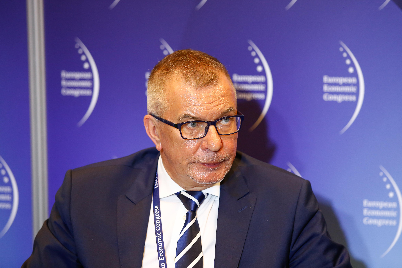 Adam Abramowicz: Ci, którzy prowadzą działalność gospodarczą siedzą na odbezpieczonym granacie. (fot. PTWP)