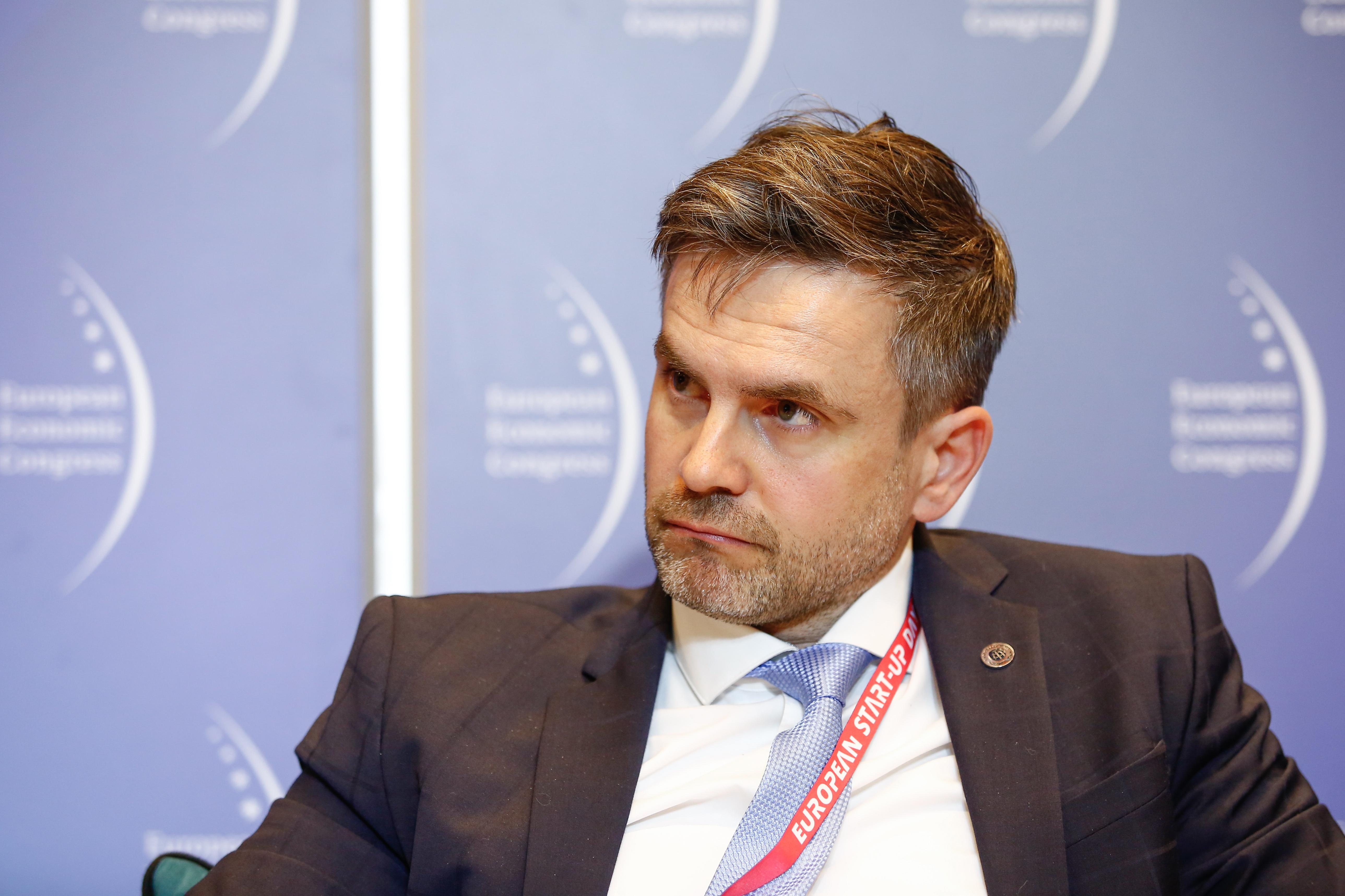 Łukasz Kolano: Doradca podatkowy powinien być zadowolony, kiedy prawo jest skomplikowane, kiedy jednak doradcy zaczynają mówić, że system jest zbyt skomplikowany to zły sygnał. (fot. PTWP)
