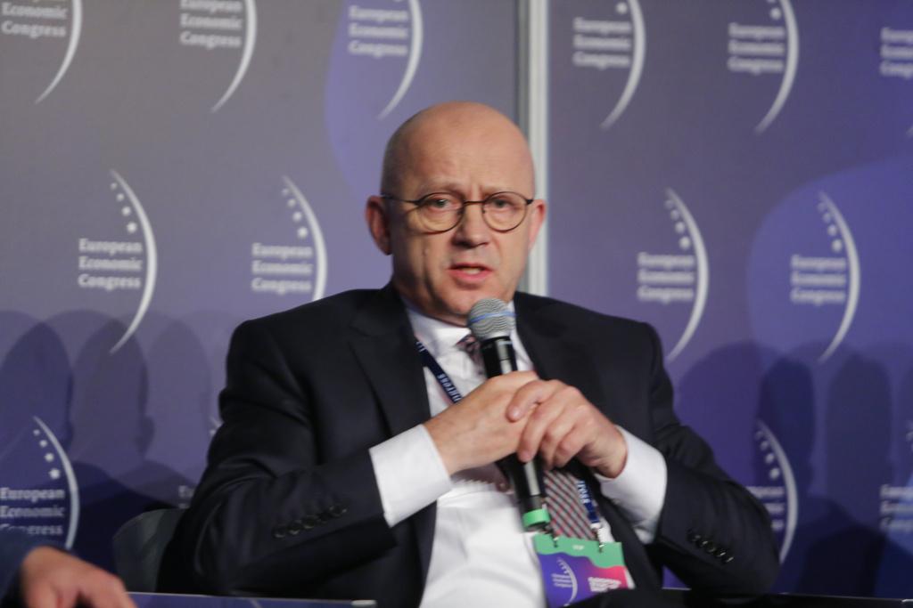 Mirosław Klepacki, prezes zarządu Apatora. Fot. PTWP