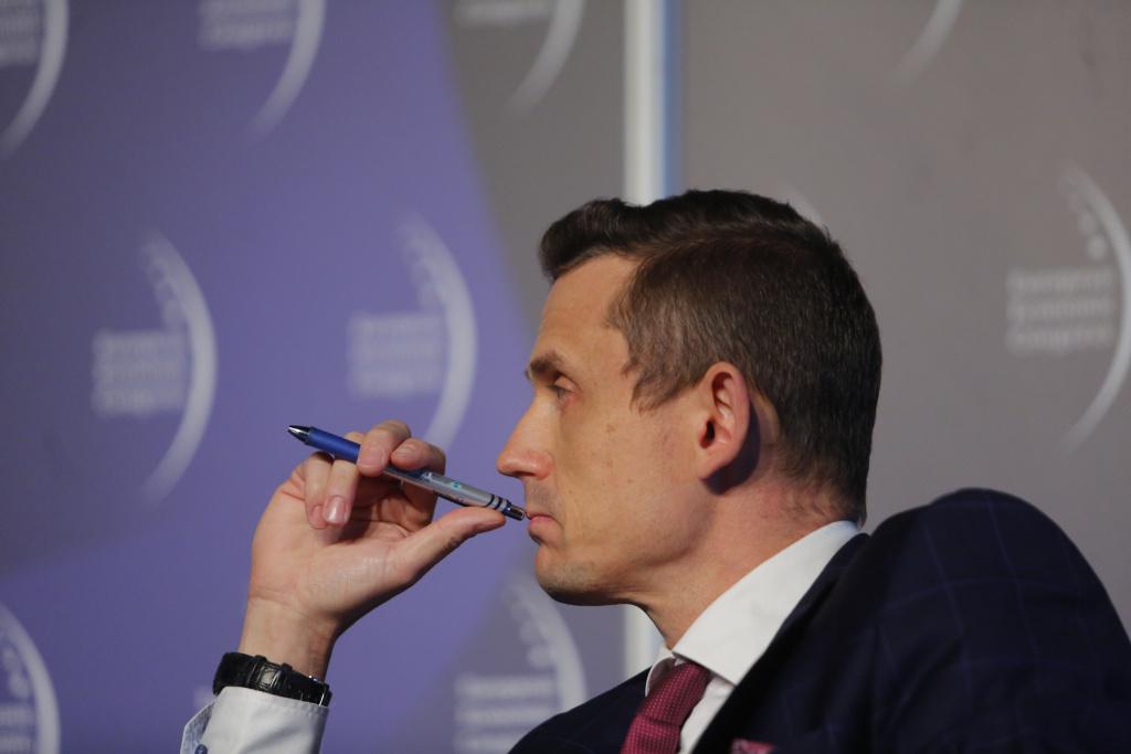 Marcin Wasilewski, dyrektor Biznesu Przemysłu Energetycznego w ABB. Fot. PTWP