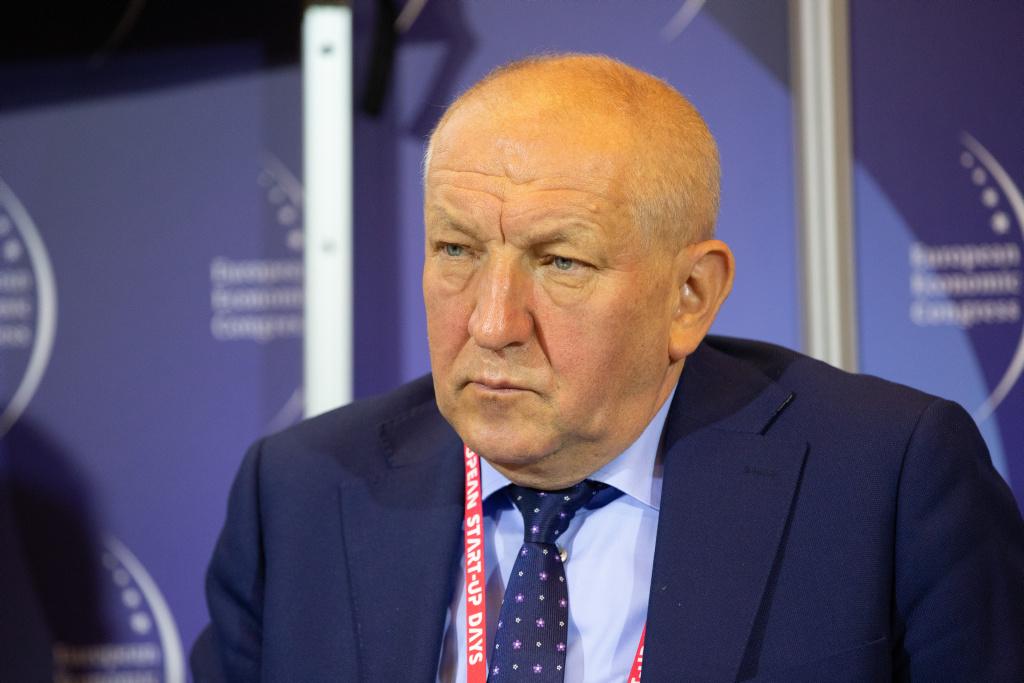 Ryszard Florek, prezes zarządu Fakro (fot. PTWP)