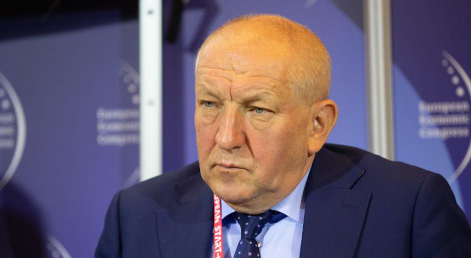 Ryszard Florek: rząd dzieli biedę, fundusze unijne są szkodliwe
