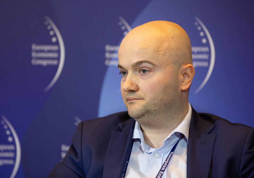 Mateusz Rogoziński, adwokat, partner w CRIDO Legal (fot. PTWP)