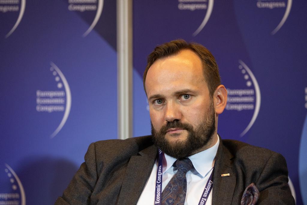 Piotr Pomian-Kruszyński, dyrektor Polskiej Agencji Inwestycji i Handlu (fot. PTWP)