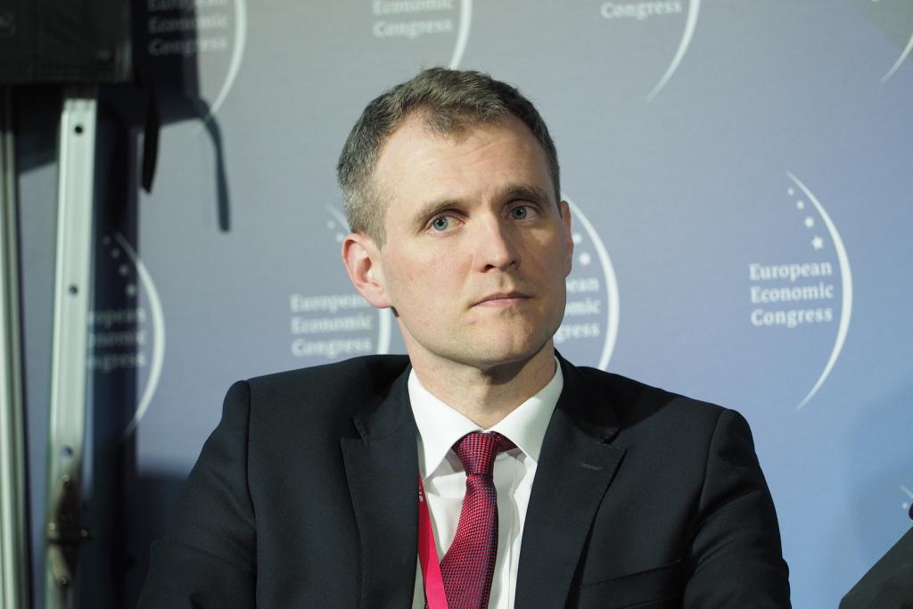 Piotr Czopek, dyrektor departamentu energii odnawialnej i rozproszonej w Ministerstwie Energii (fot. PTWP)