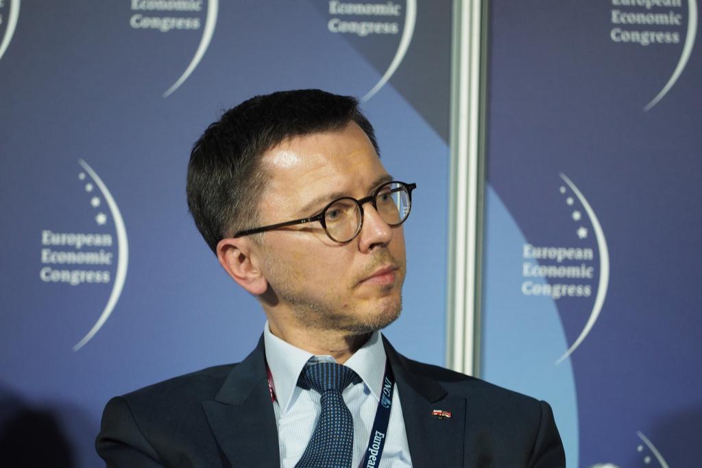 Michał Jerzy Kołodziejczyk, Equinor (fot. PTWP)