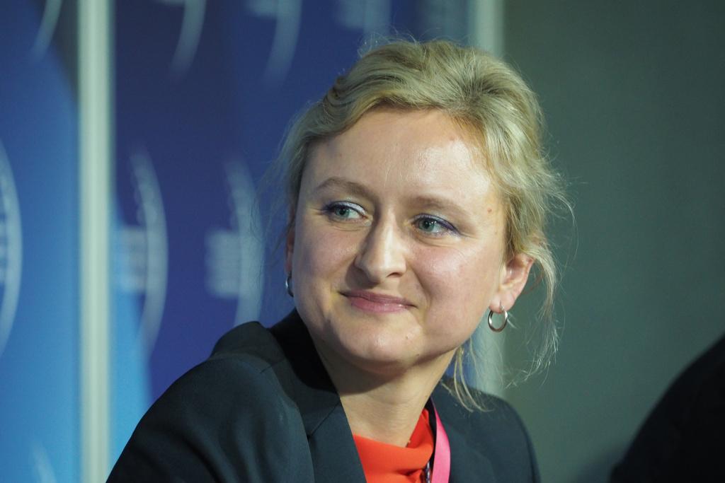 Joanna Rzepecka, dyrektor zarządu Baltic Trade & Invest (fot. PTWP)