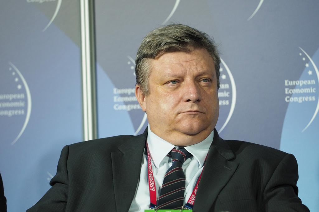 Jarosław Dybowski, dyrektor wykonawczy ds. energetyki w PKN Orlen (fot. PTWP)