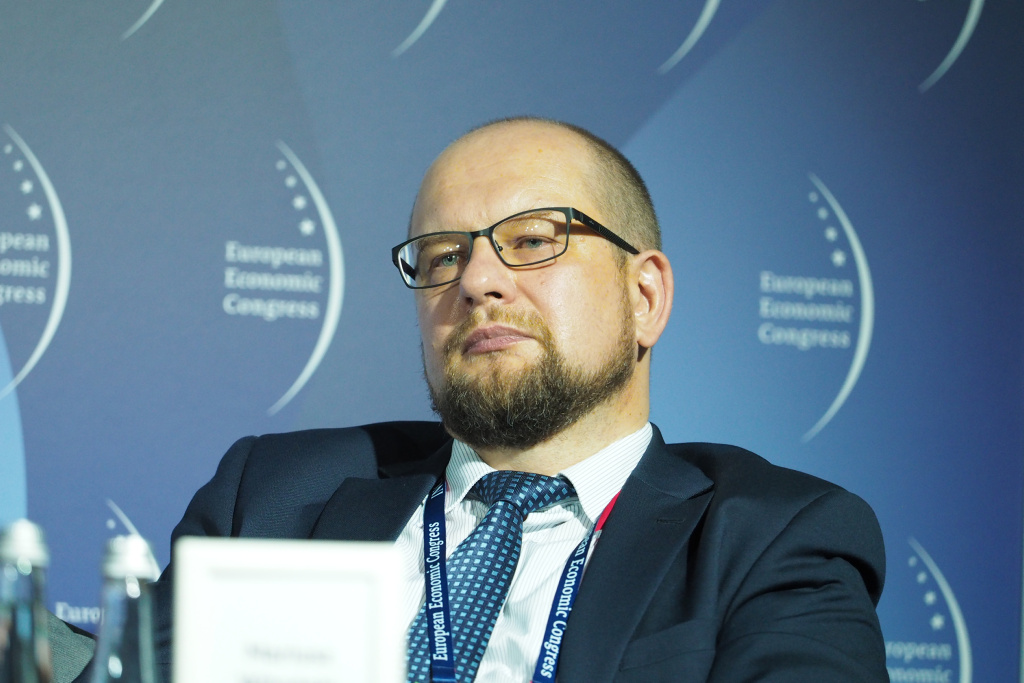 Mariusz Witoński, prezes zarządu Polskiego Towarzystwa Morskiej Energetyki Wiatrowej