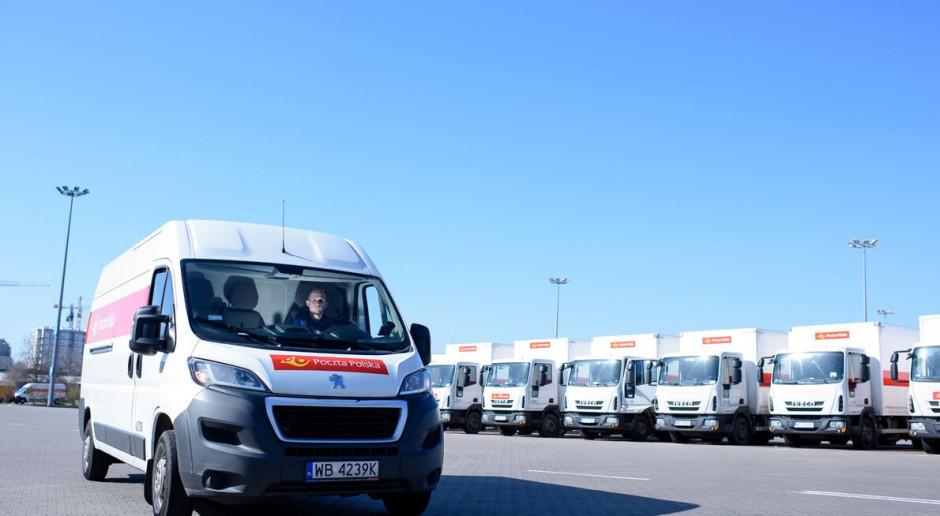 Bankowozy i samochody elektryczne. Poczta Polska chce kupić ponad tysiąc pojazdów