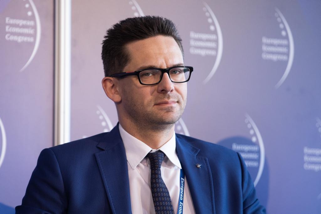 Maciej Włodarczyk, kierownik działu zarządzania operacjami bezzałogowych statków powietrznych w Polskiej Agencji Żeglugi Powietrznej