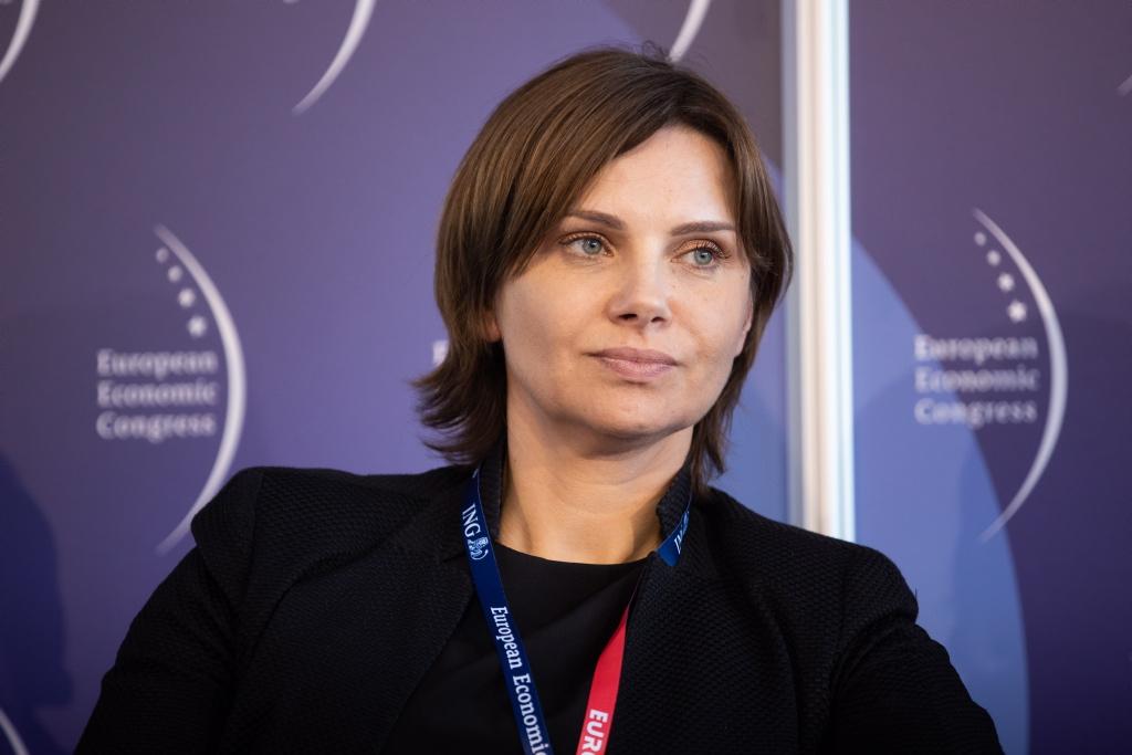 Małgorzata Darowska, pełnomocnik ministra infrastruktury ds. bezzałogowych statków powietrznych i programu Centralnoeuropejski Demonstrator Dronów