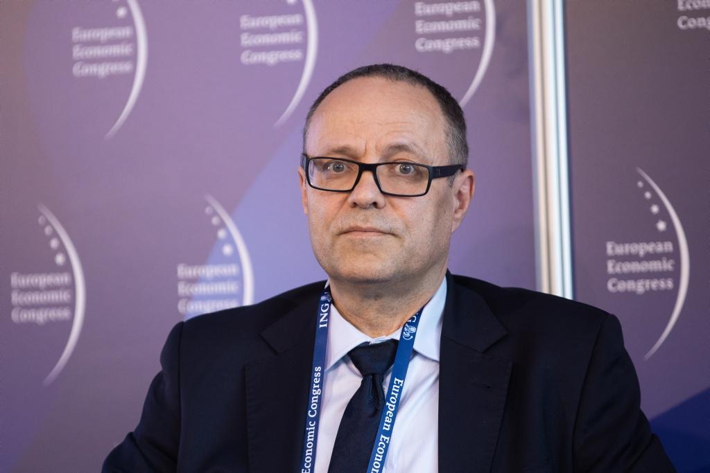 Włodzimierz Hrymniak, dyrektor Departamentu Programów Sektorowych Polskiego Funduszu Rozwoju