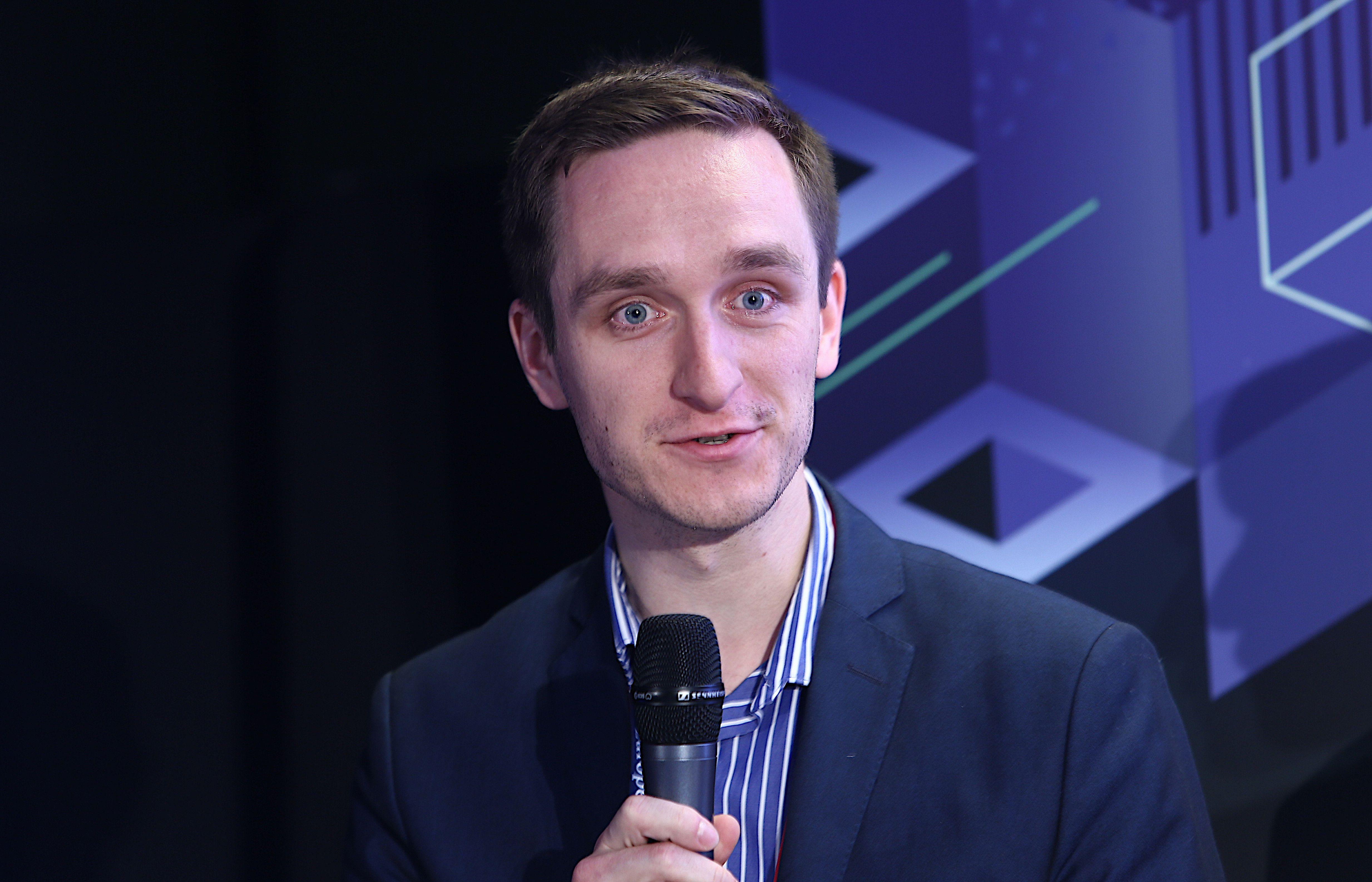 Przemysław Chojecki: jest wiele rozwiązań, które czekają na wdrożenie (fot. PTWP)