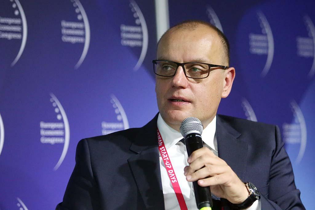 Adam Marianski: Potrzebne jest kompletna zmiana podejścia do spraw podatkowych (fot. PTWP)