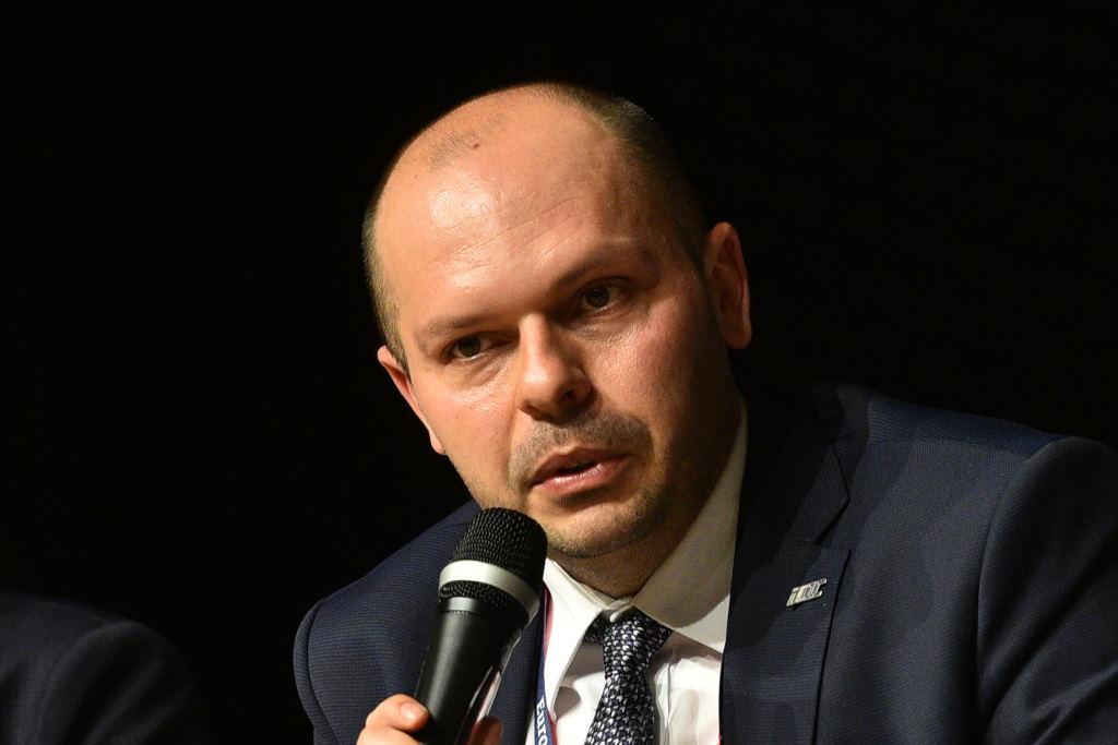 Adam Laskowski. Fot. PTWP