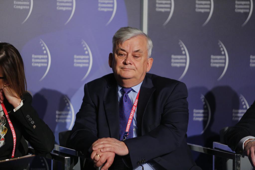 Krzysztof Szymborski, prezes zarządu, BCT Bałtycki Terminal Kontenerowy. Fot. PTWP