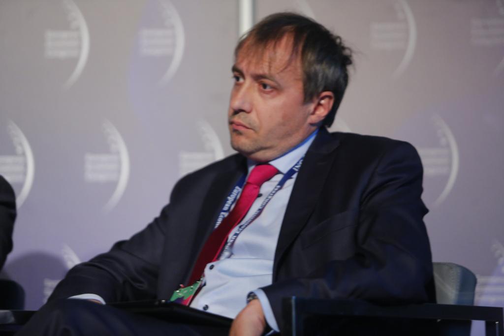 Artur Warsocki, prezes zarządu Inter Balt. Fot. PTWP