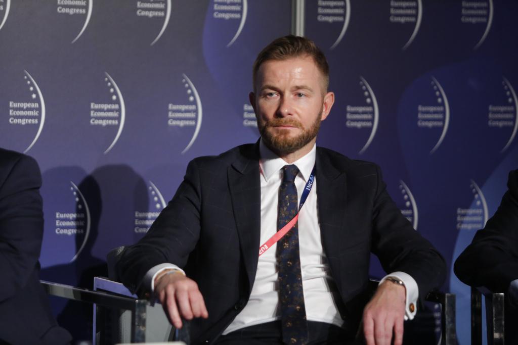 Ryszard Świlski, wicemarszałek województwa pomorskiego. Fot. PTWP