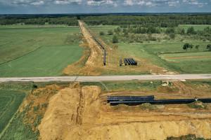 Ważny dla centralnej Polski gazociąg ma komplet decyzji lokalizacyjnych