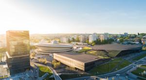 Spodek i Międzynarodowe Centrum Kongresowe w Katowicach chcą przejść zieloną metamorfozę