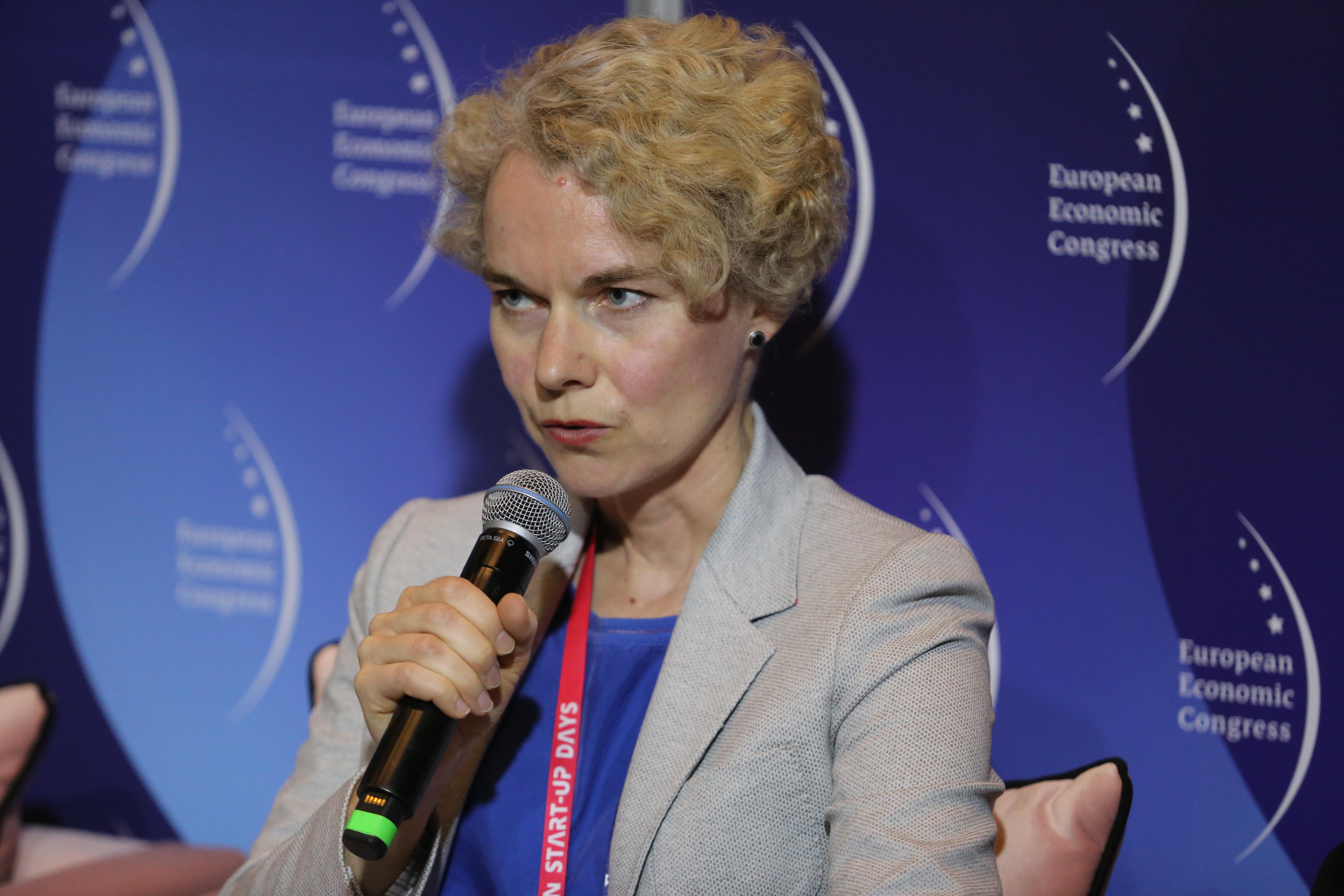 Dyrektorka Estonian Foreign Policy Institute Kristi Raik (fot. PTWP)