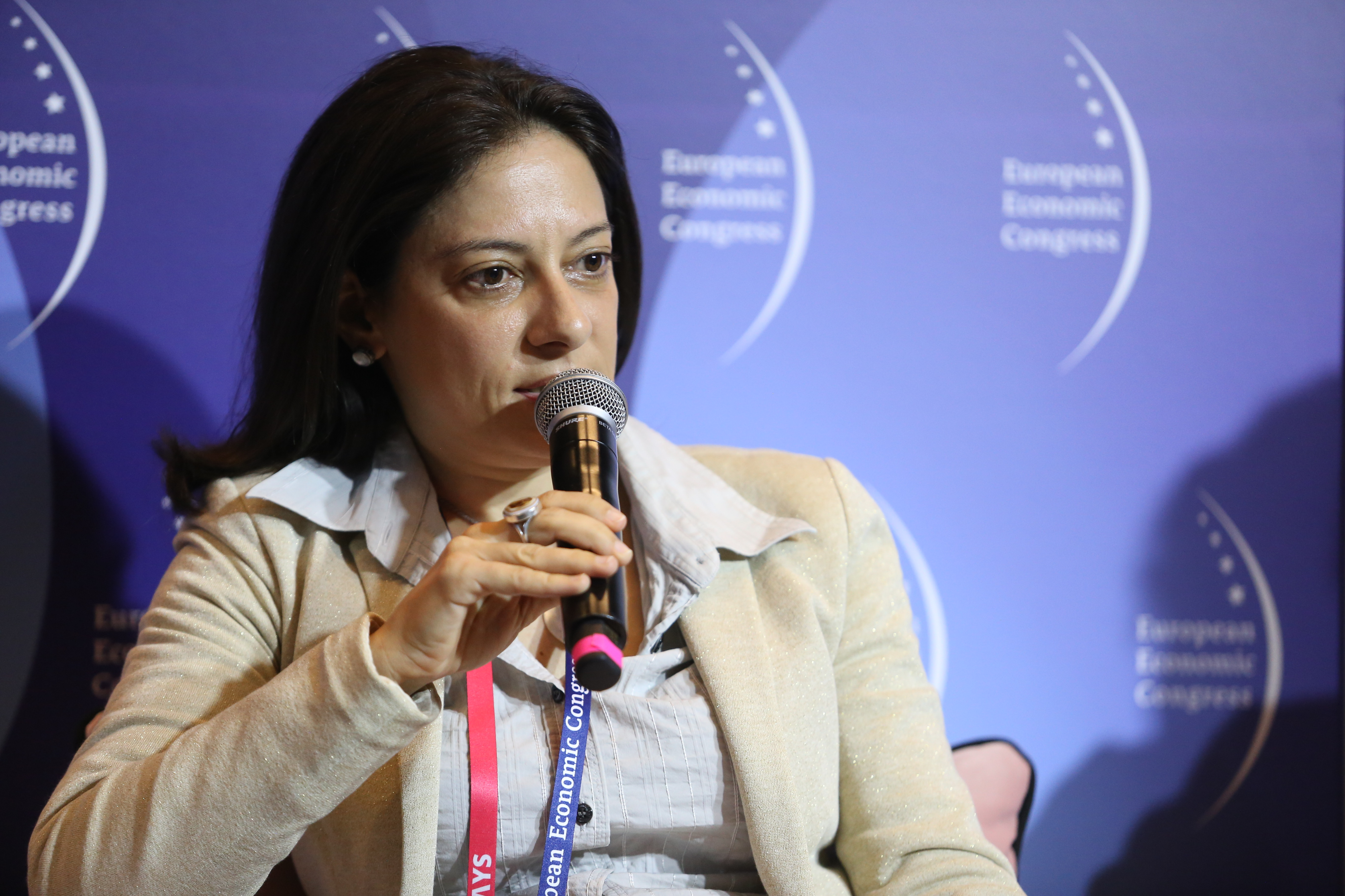 Dyrektorka Global Focus Centre Oana Popescu (fot. PTWP)