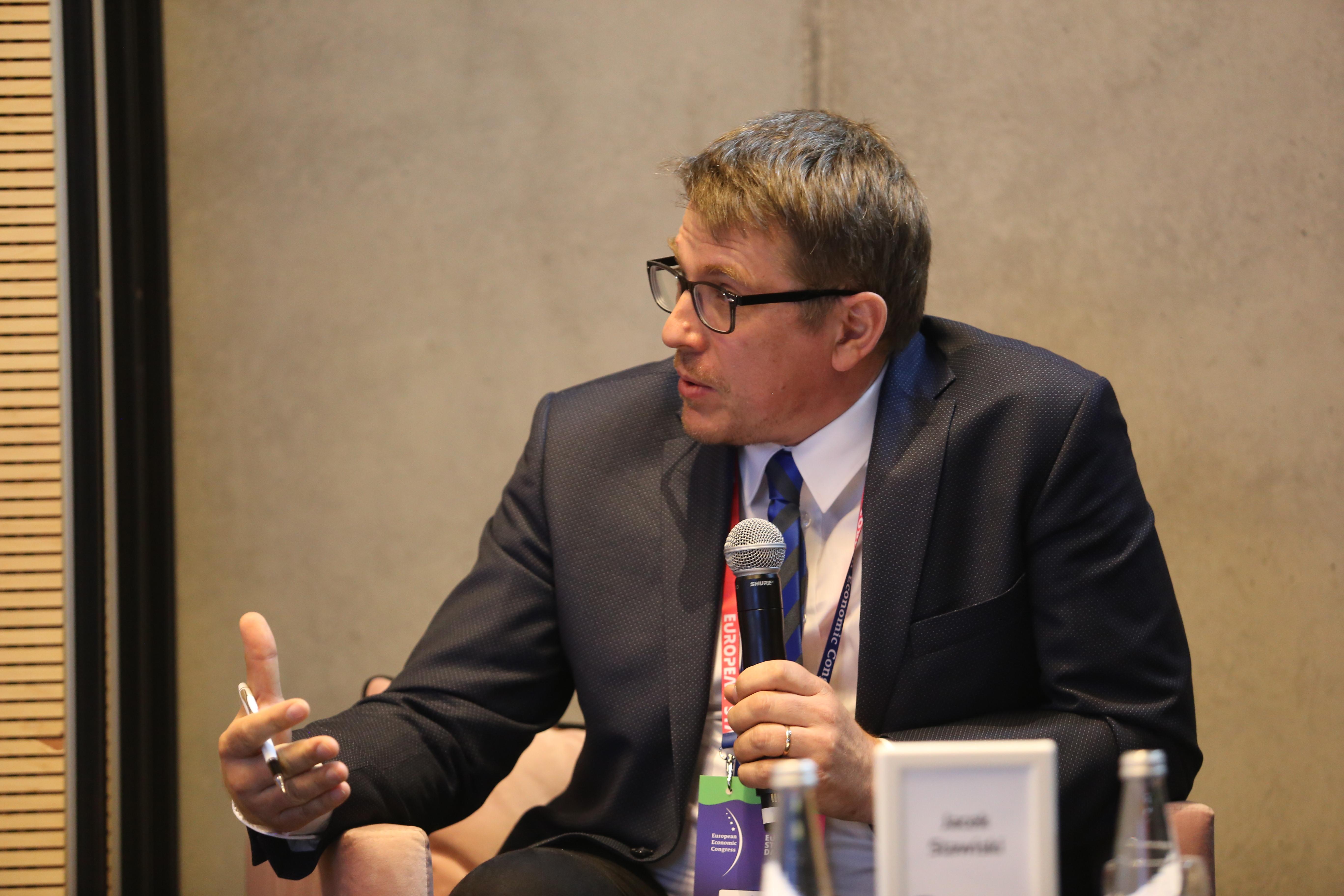 Dziennikarz TVN 24 Jacek Stawiski (fot. PTWP)