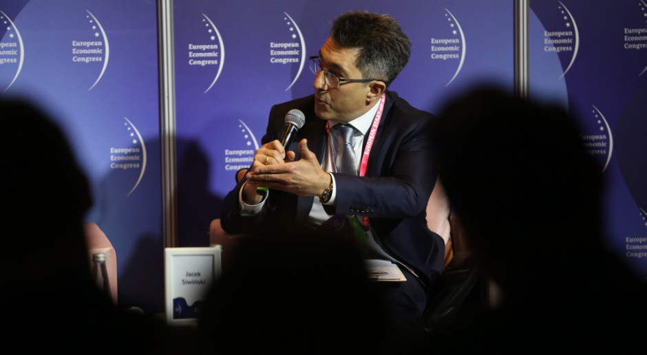 Jacek Siwiński, prezes Velux Polska. fot. PTWP