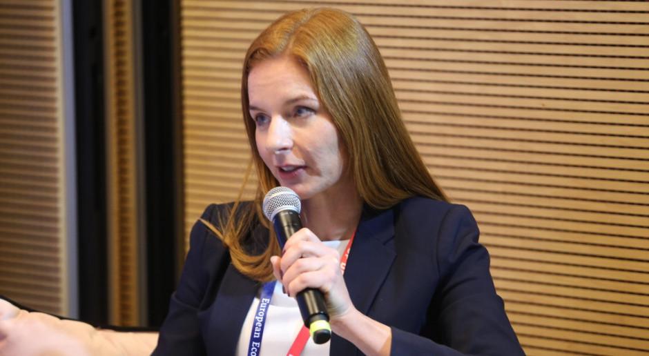 Dyskusję moderowała Agnieszka Kalinowska-Sołtys, architekt, partner, APA Wojciechowski. fot. PTWP