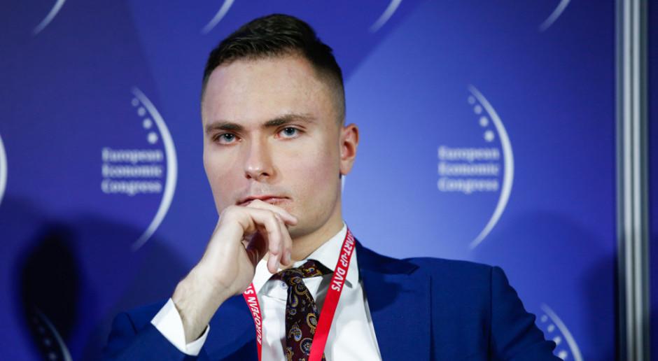 Damian Majkowski. fot. PTWP