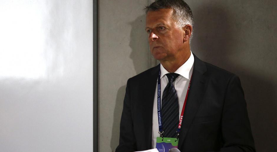 Dyskusję moderował Andrzej Rubczyński, dyrektor ds. strategii ciepłownictwa w Forum Energii. fot. PTWP
