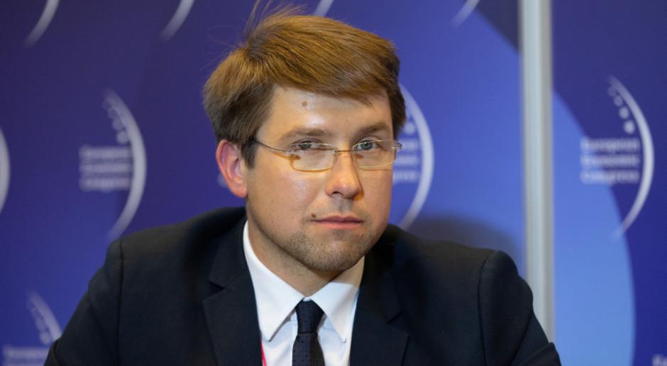 Dyskusję moderował Tomasz Elżbieciak, dziennikarz portalu WNP.PL i magazynu Nowy Przemysł