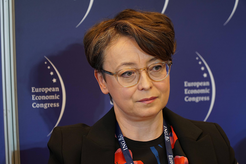 Anna Pukszto, partner w Dentons. Fot. PTWP