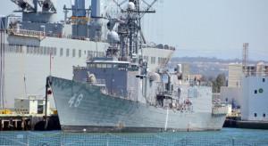 PGZ wyremontuje znane okręty Marynarki Wojennej RP