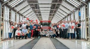 Polska fabryka Volkswagena produkuje dostawczaki także innej marki