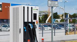 Ładowarki GreenWay na stacjach paliw Amic Energy