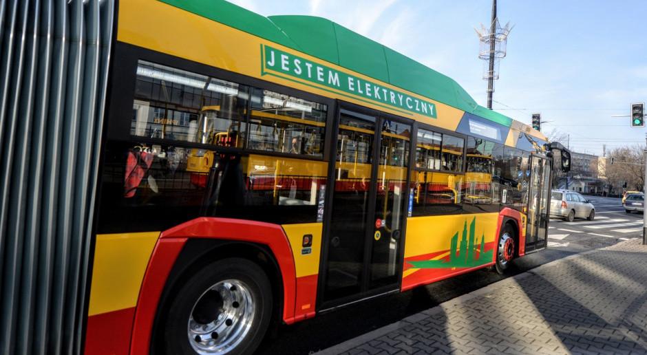Za 6 lat będziemy mieć trzecią co do wielkości flotę e-autobusów w Europie