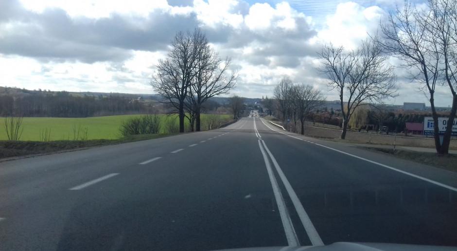 Jest umowa na koncepcję drogi Suchowola-Sztabin