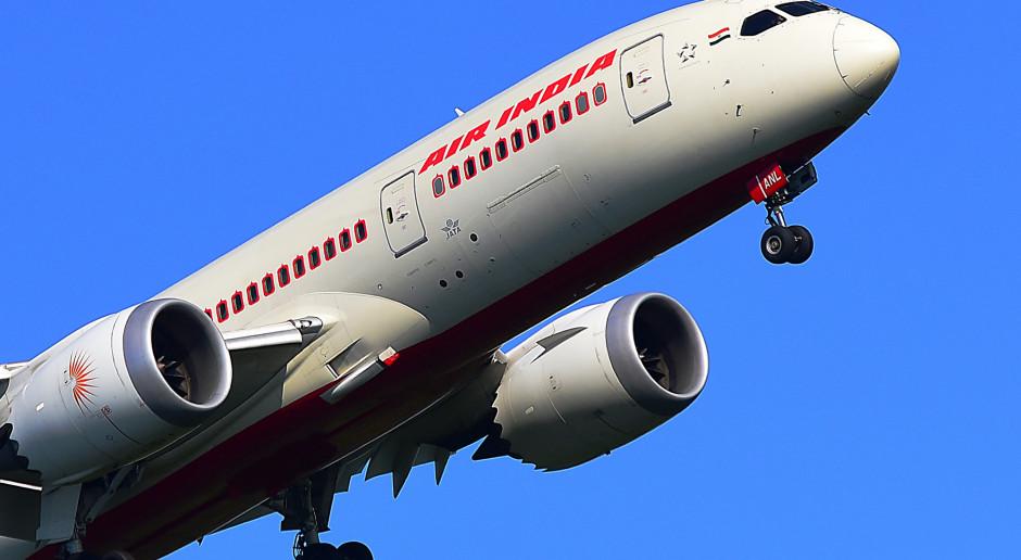 #TydzienwAzji. Rząd Indii chce prywatyzować. Na początek Air India