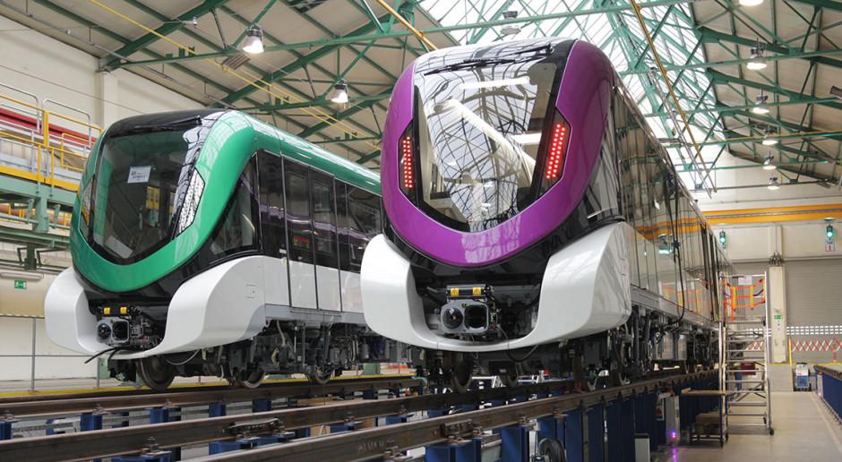 Zbliża się boom na kolei. Czy skorzystają polscy producenci taboru?