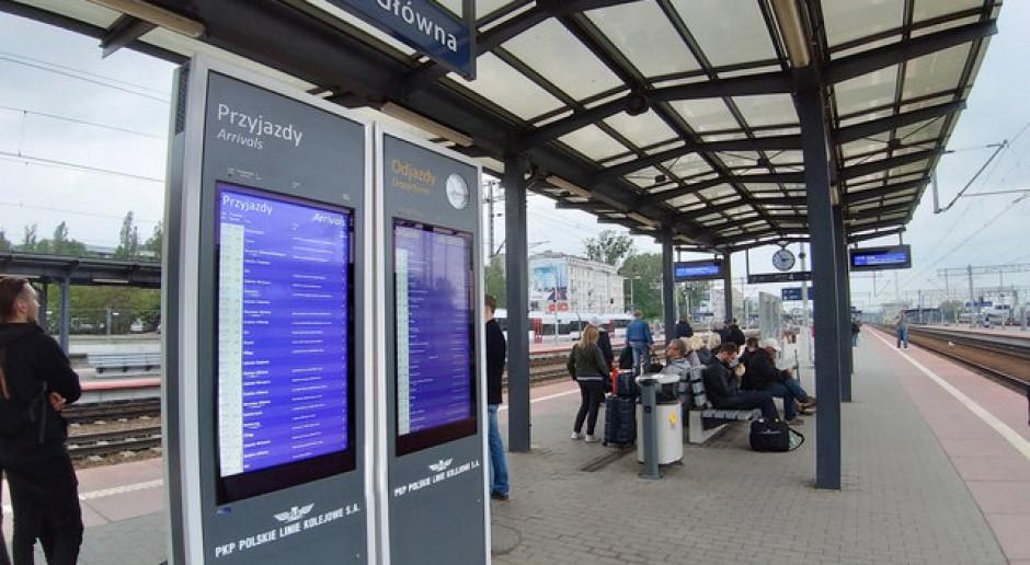 Na kolei wprowadzono wakacyjny rozkład jazdy