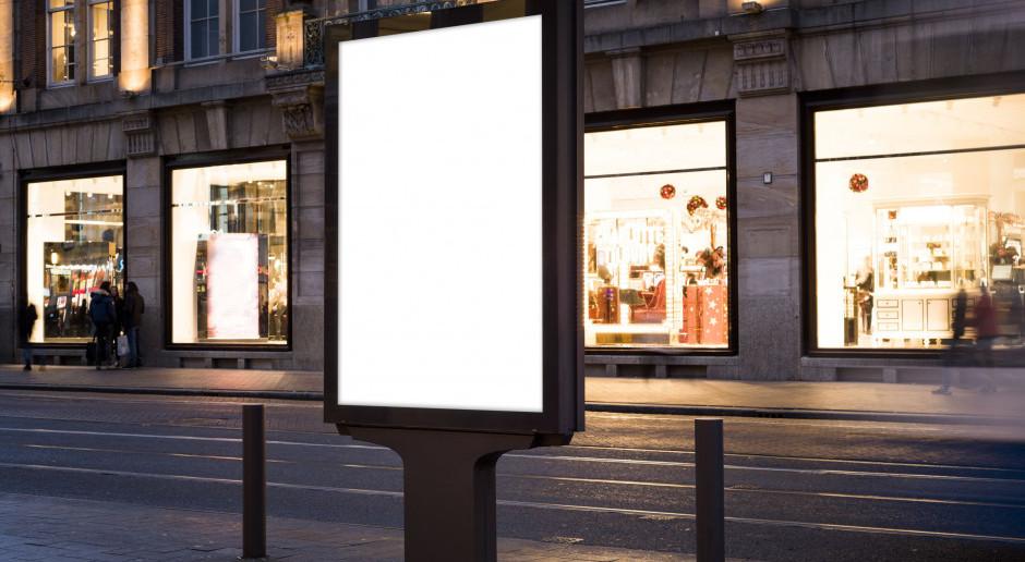 Poznań: Na 124 skontrolowane w ubiegłym roku tablice reklamowe osiem było legalnych