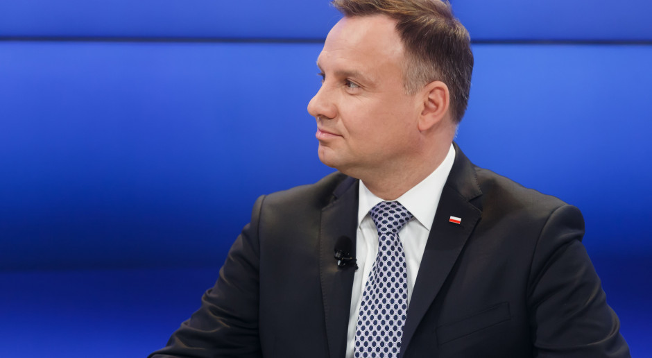 Andrzej Duda oczekuje zwiększenia obecności wojskowej USA w Polsce