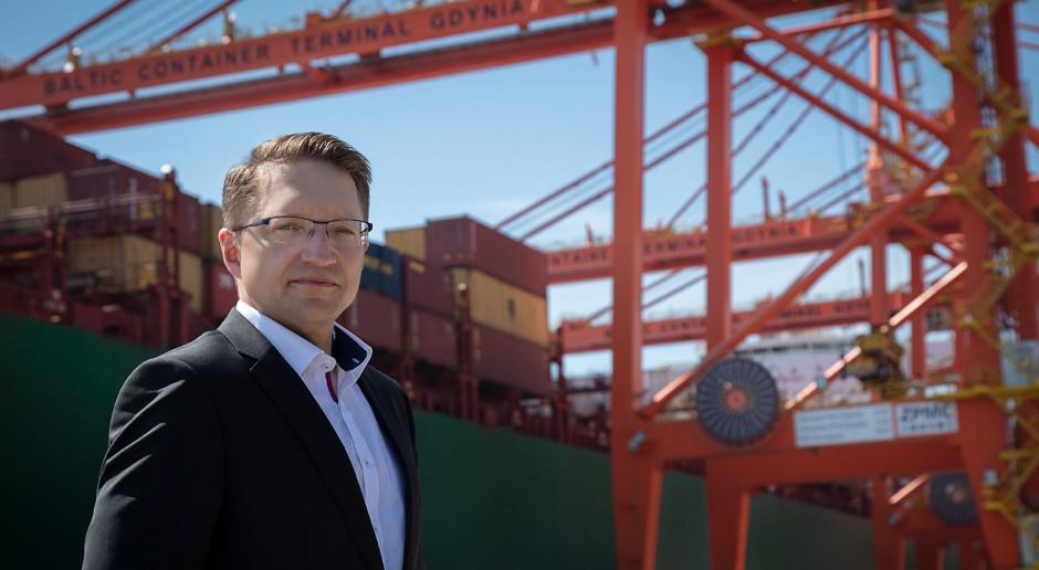 Jest nowy prezes Bałtyckiego Terminalu Kontenerowego