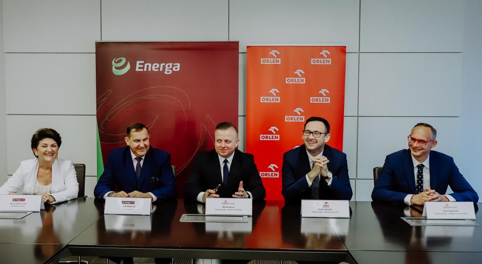 Energa Invest i Orlen Projekt podpisały list intencyjny o współpracy