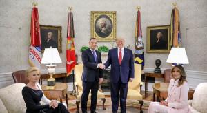 Trump zapowiada 2 tysiące żołnierzy amerykańskich w Polsce